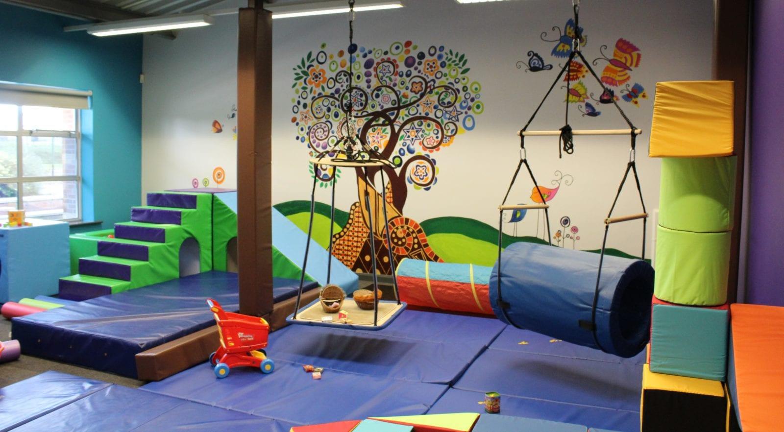 Early Years Sensory Room